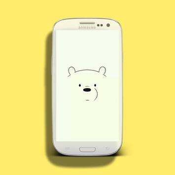 Bare Ice Bear Wallpaper screenshot 4