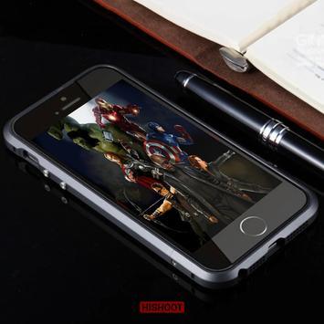 Iron Avengers Wallpaper screenshot 2