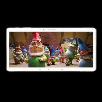 Sherlock Gnome Wallpaper screenshot 4