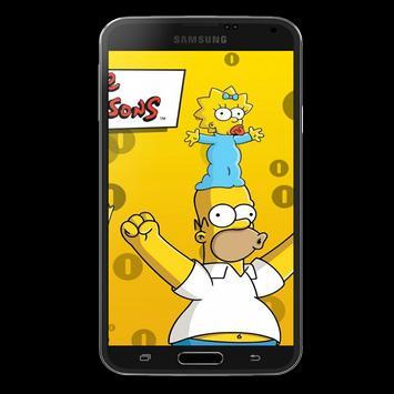 Homer Wallpaper screenshot 3