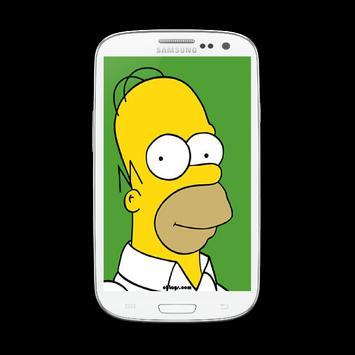 Homer Wallpaper poster