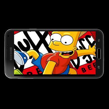 Bart Wallpaper screenshot 3