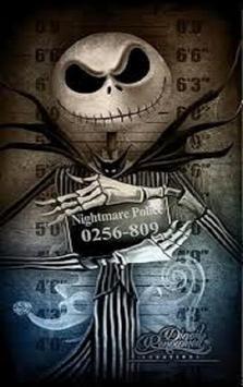 Jack Skellington Wallpaper poster
