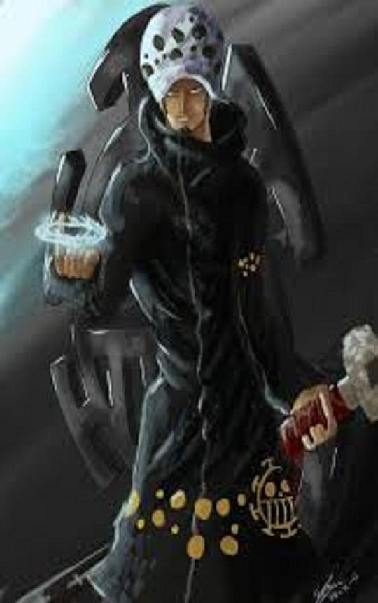 Trafalgar D Law For Android Apk Download