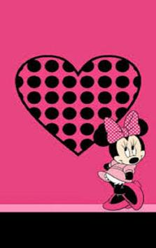 Minnie Valentine Wallpaper screenshot 1