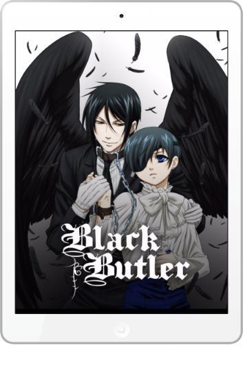 Black Butler Wallpaper For Android Apk Download