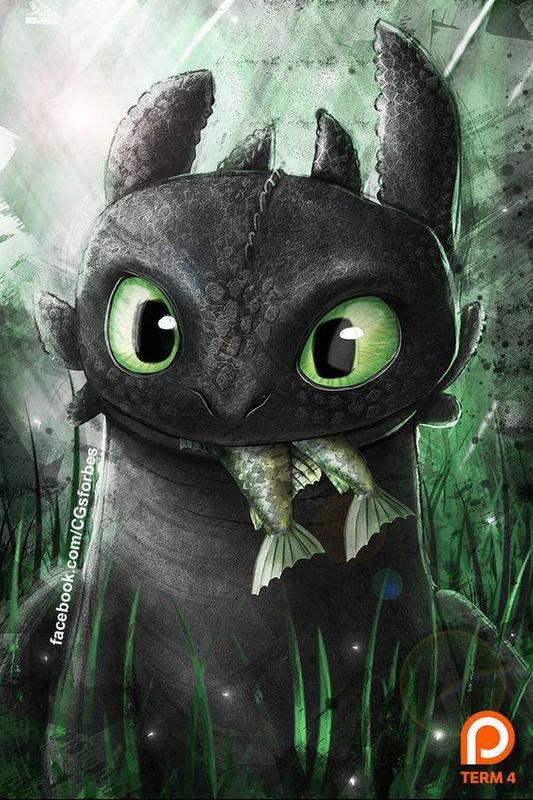 ... Dragon Toothless Wallpapers HD screenshot 7