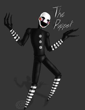Black Marionett Wallpapers apk screenshot