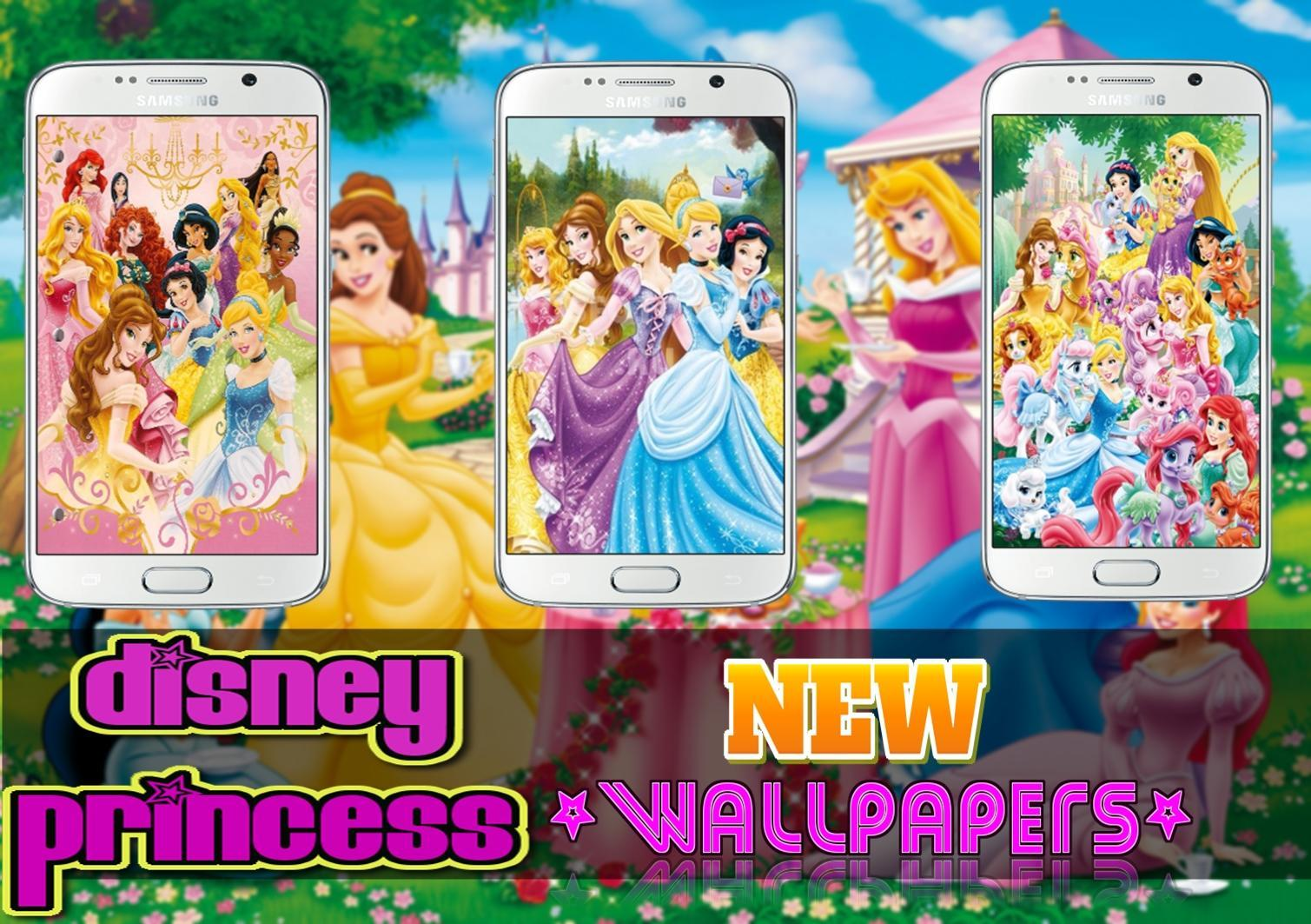 Disney Princess Hd Wallpapers Free For Android Apk Download