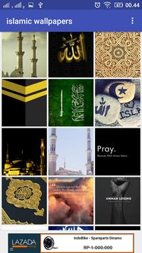 islamic wallpaper apk screenshot
