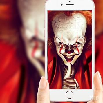 Pennywise Wallpaper Art poster