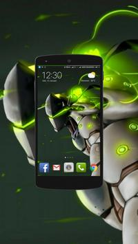Genji Wallpaper screenshot 5