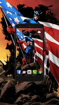 Captain Wallpapers screenshot 4