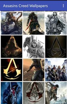 Assasins Creed Wallpapers Art screenshot 1