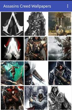 Assasins Creed Wallpapers Art screenshot 4