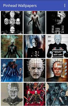 Pinhead Wallpapers screenshot 2