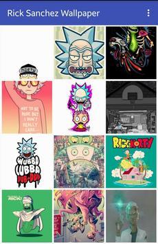 HD Rick Sanchez Wallpaper screenshot 2