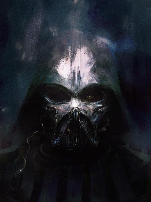 Darth Vader Wallpaper Plakat Screenshot 1