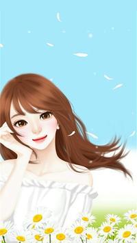 Android cute laura wallpaper apk cute laura wallpaper 5 voltagebd Choice Image