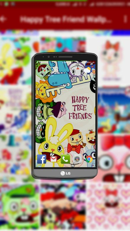 Happy Tree Friend Wallpapers For Android Apk Download