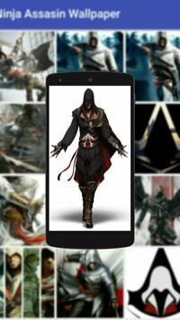 Ninja Assasin Wallpapers screenshot 2
