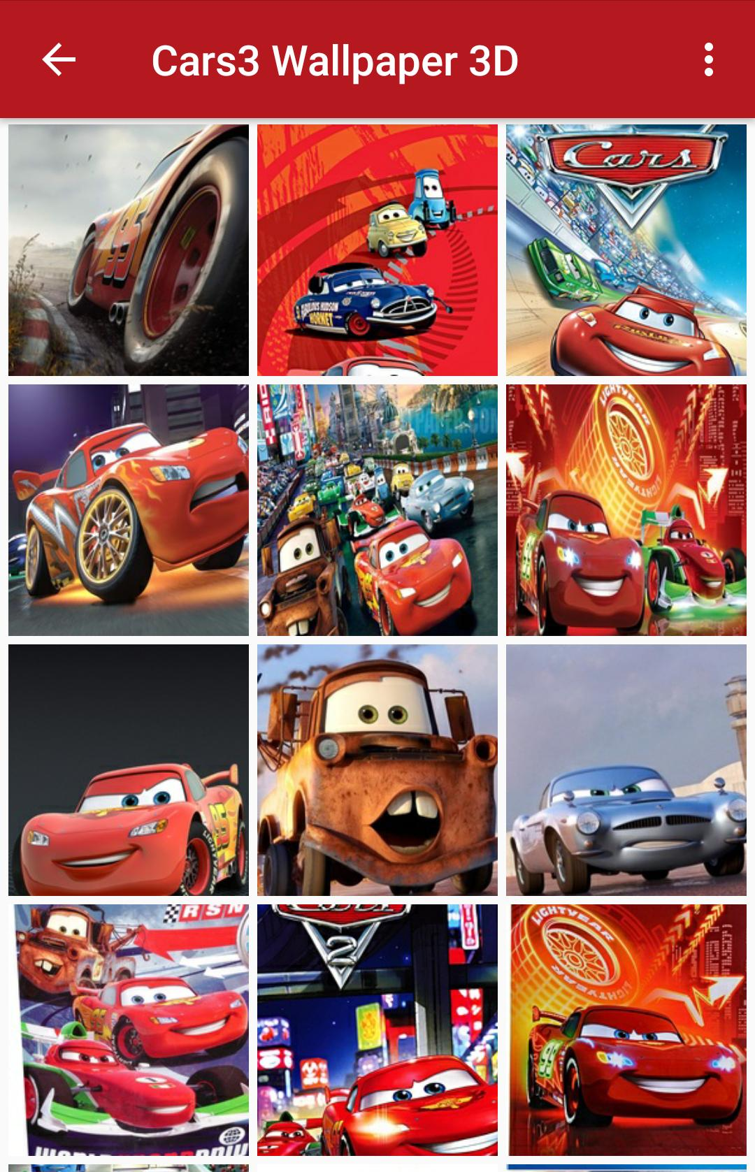 Cars3 Wallpaper 3d For Android Apk Download