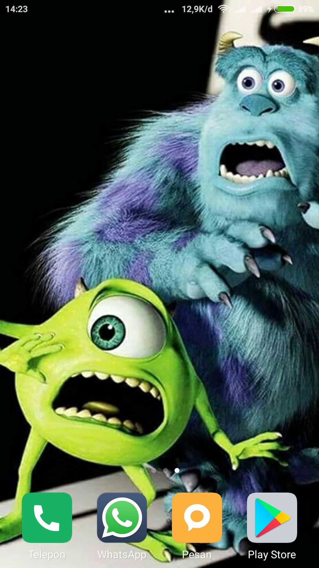 wallpapers monster inc hd for android apk download wallpapers monster inc hd for android