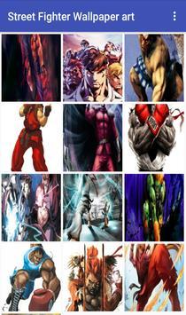 Street Fighter Wallpaper Art screenshot 3