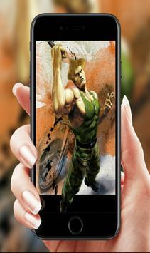 Street Fighter Wallpaper Art screenshot 4