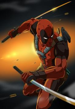 Wade Wilson Wallpapers apk screenshot
