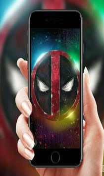 Wade Wilson Wallpapers poster