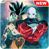 Goku vs Jiren HD Wallpaper 2018 icon