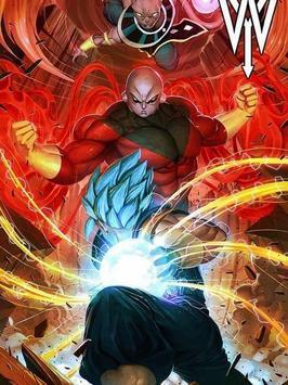 Goku vs Jiren HD Wallpaper 2018 screenshot 1