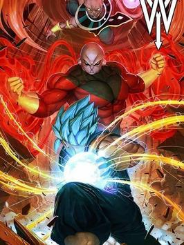 Goku Vs Jiren HD Wallpaper 2018 Screenshot 1