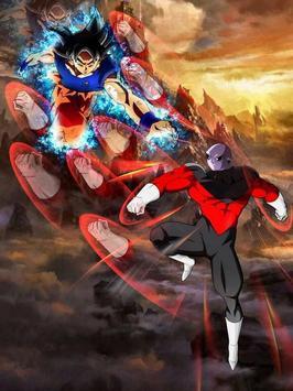 Goku vs Jiren HD Wallpaper 2018 screenshot 2