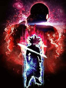 Goku vs Jiren HD Wallpaper 2018 screenshot 7