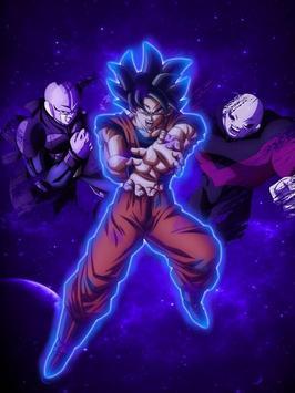 Goku vs Jiren HD Wallpaper 2018 screenshot 5