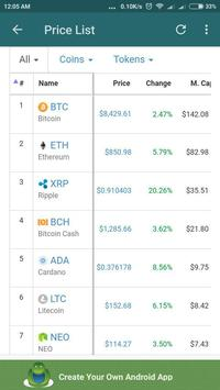 My Crypto screenshot 2