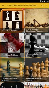 Free Chess Books PDF (Middlegame #1) ♟️ screenshot 8