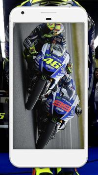 Valentino Rossi Wallpapers HD screenshot 1