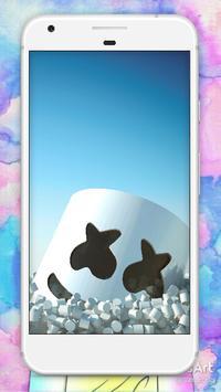 Marshmello Wallpapers HD poster