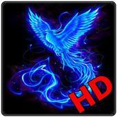 Phoenix HD Wallpaper icon