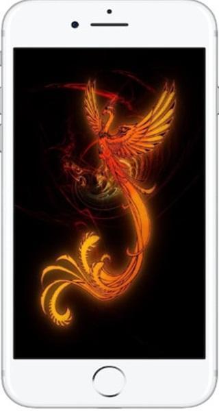 Phoenix HD Wallpaper poster