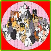 Neko Atsume Kitty Wallpapers icon