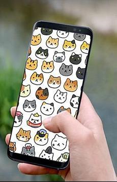 Neko Atsume Kitty Wallpapers poster