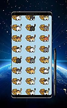 Neko Atsume Kitty Wallpapers screenshot 4