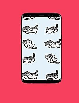 Neko Atsume Kitty Wallpapers screenshot 5