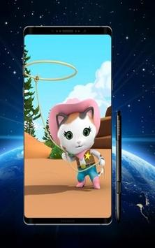 Sheriff Callie's Wallpapers HD poster