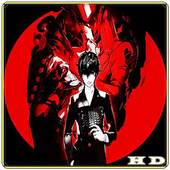 Persona 5 Wallpapers HD icon