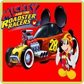 Mickey  Roadster Wallpapers icon